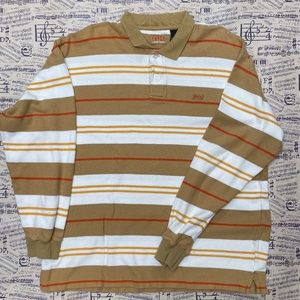 Enyce Sean Combs Classic LS Polo (L)